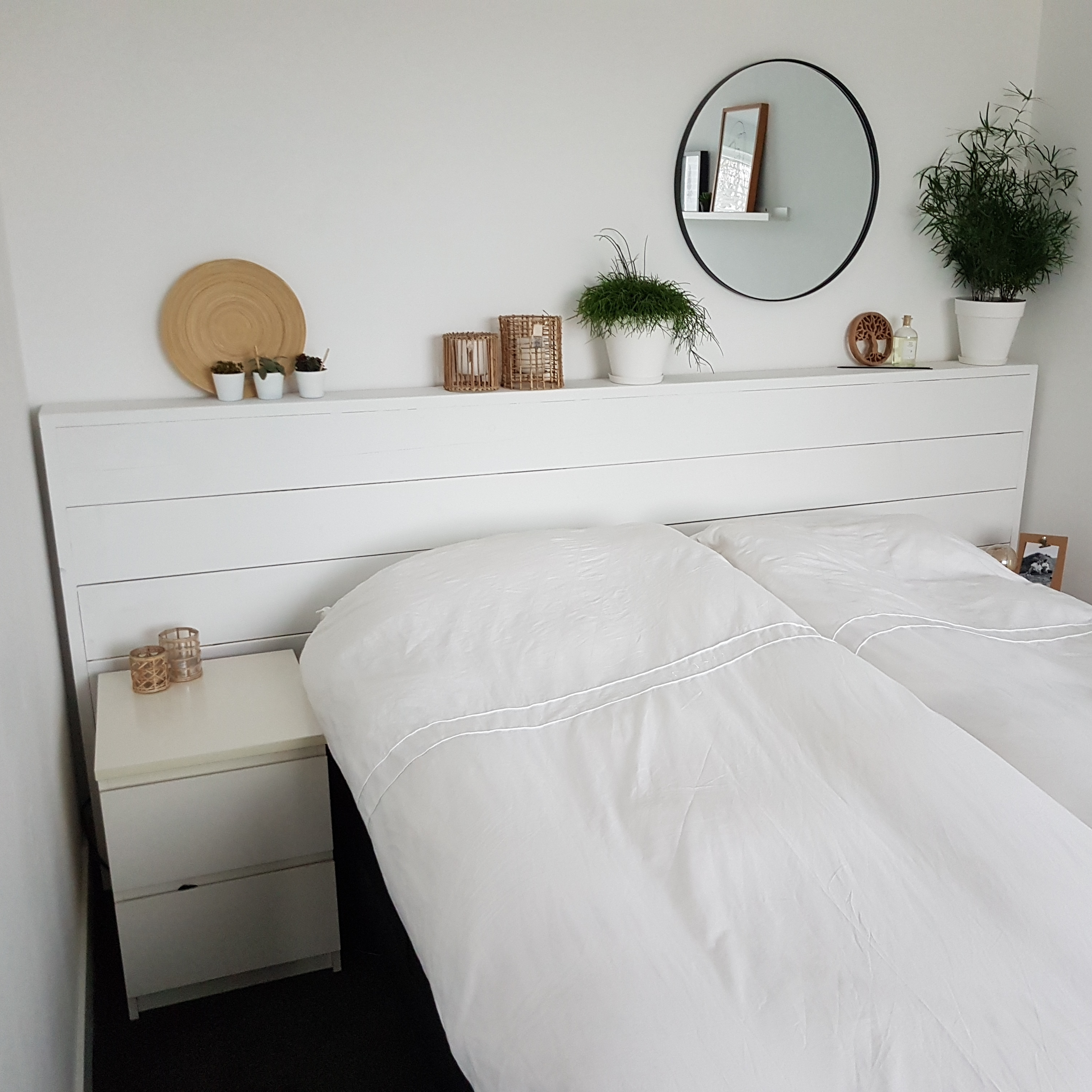 Achterwand Bed Woutera Remco